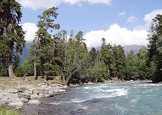 Reki I Ozera Arhyza