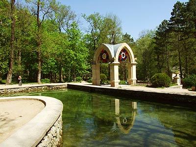 Кисловодский курортно лечебный парк