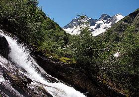 Чучхурский водопад один из наиболее